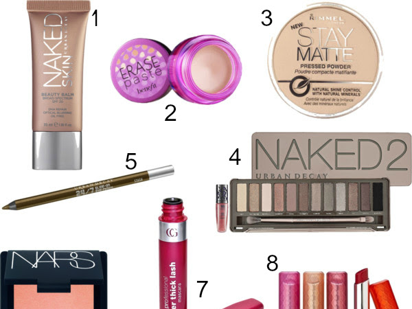 Goal #25: My Makeup Routine