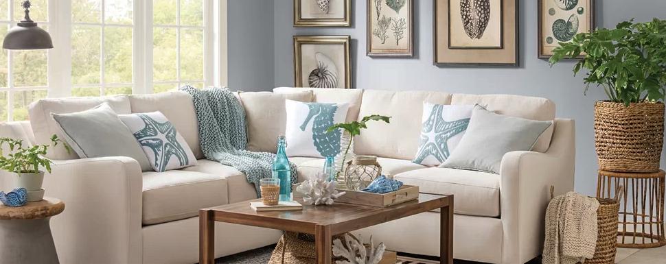 Coastal Decor & Interior Design Guide | How to Decorate ...