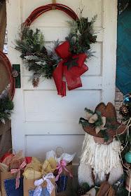 Lasso Christmas Wreath