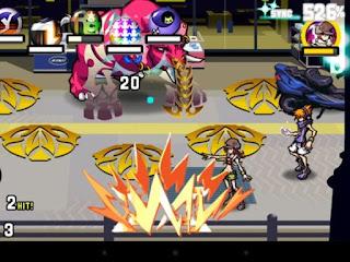 Merupakan sebuah seri game RPG unik yang lebih dulu populer di Nintento DS Unduh Game Android Gratis The World Ends With You apk + obb