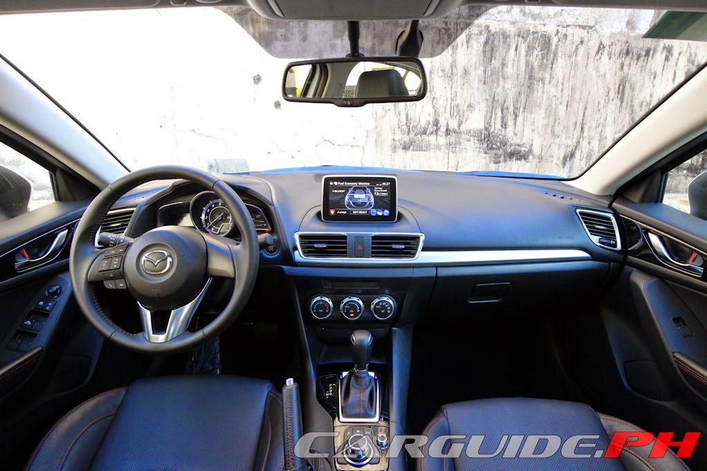 Review: 2014 Mazda3 2.0 Skyactiv | Philippine Car News, Car Reviews,  Automotive Features, And New Car Prices | CarGuide.PH