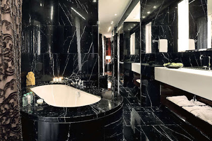 Black Marble Bathroom : Types, Ideas, and Tips