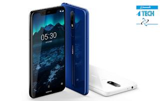 مراجعة شاملة لهاتف (Nokia 5.1 Plus ( Nokia X5