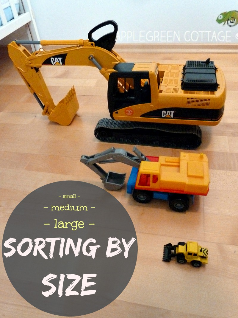 sorting activities for toddlers