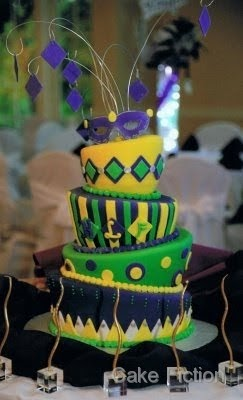 The Party Planner Mardi Gras Sweet Sixteen