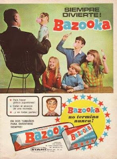 CHICLES BAZOOKA