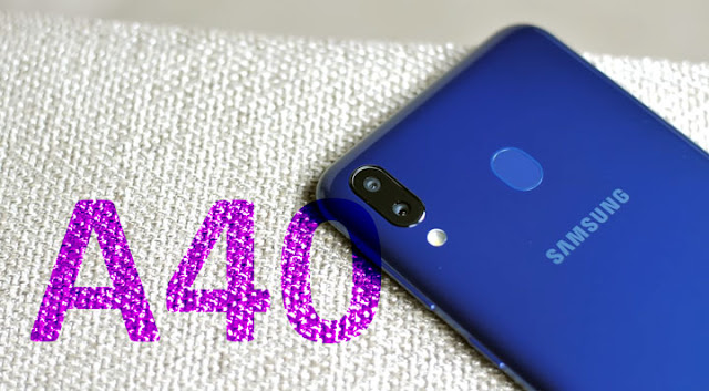 سعر و مواصفات سامسونج جاكلسي اي 40 - Samsung Galaxy A40 Specs