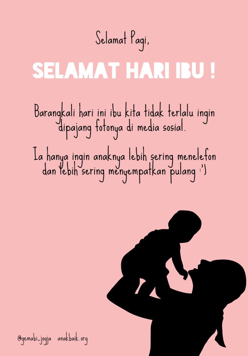 Selamat Hari Ibu Quotes 3