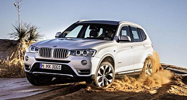2017 BMW X3 Hybrid Review