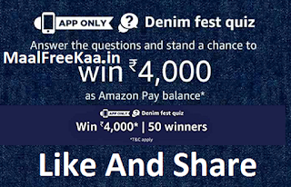 Free Amazon Pay Balance Tricks