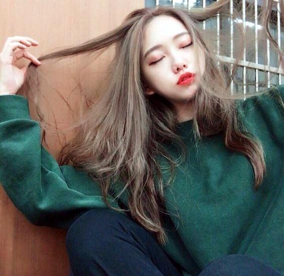 model gaya rambut korea ketiga