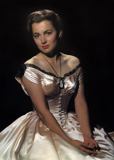 Legendary Hollywood actress Olivia De Havilland