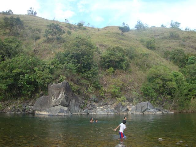 Summer Pacalat Dam