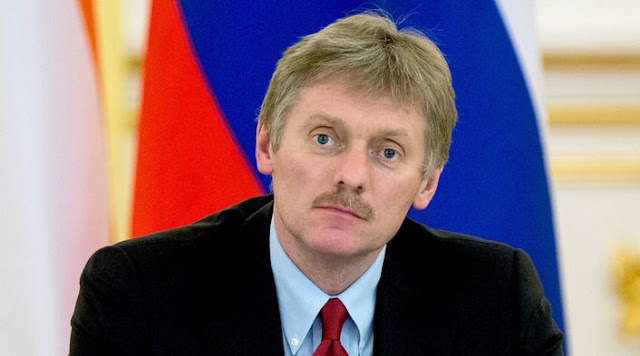 Kremlin Dmitry Peskov