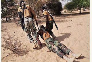 Gallant Soldier Killed by Boko Haram