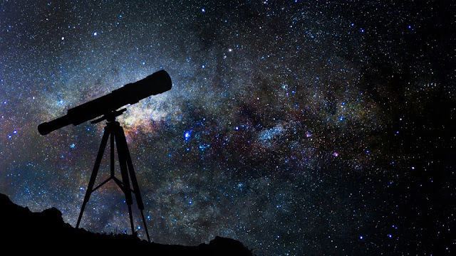 konspirasi di sains astronomi