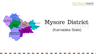 Mysore  District