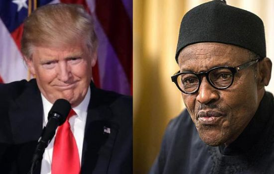 Buhari To Have First Conversation With President Trump