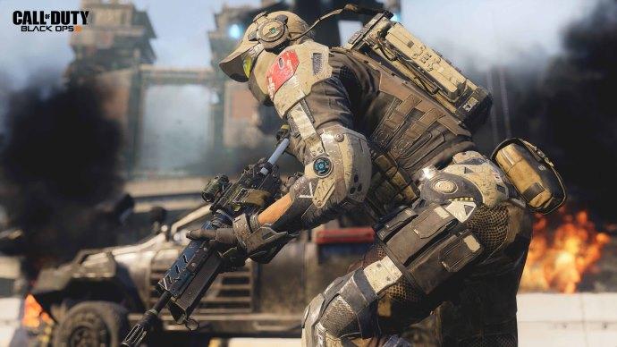 Screenshot 2: Call of Duty Black Ops 3 HD