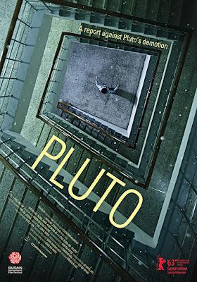 Pluto movie poster