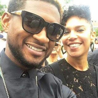 Usher's herpes case