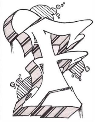 New Goblog Tattoos F Style Graffiti Letters