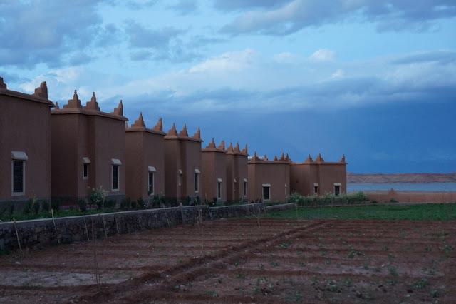 Maison d'Hote Ecolodge l'île de Ouarzazate