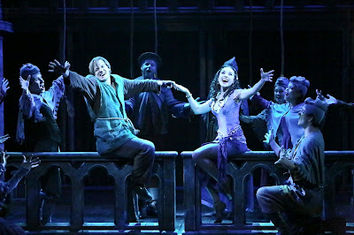 BWW Review: Musical HUNCHBACK On Top of the World at La Mirada