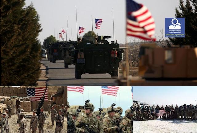 قراءة جيوسياسية: الولايات المتحدة الأمريكية أكثر القوى الصادقة مع الكرد في سوريا