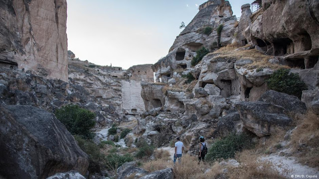 Ancient settlement primed for flooding in Turkey