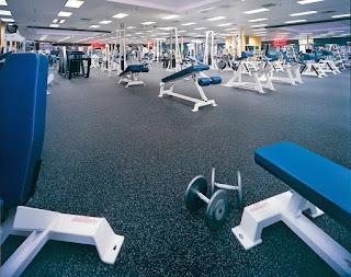 Saudi Rubber Flooring Sports Flooring