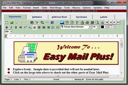 Easy Mail Plus 2.3.6.1 + Key