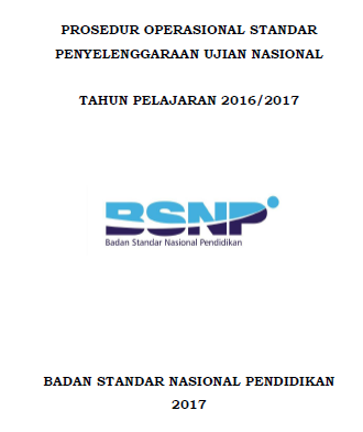 POS UN SMP BSNP 2017
