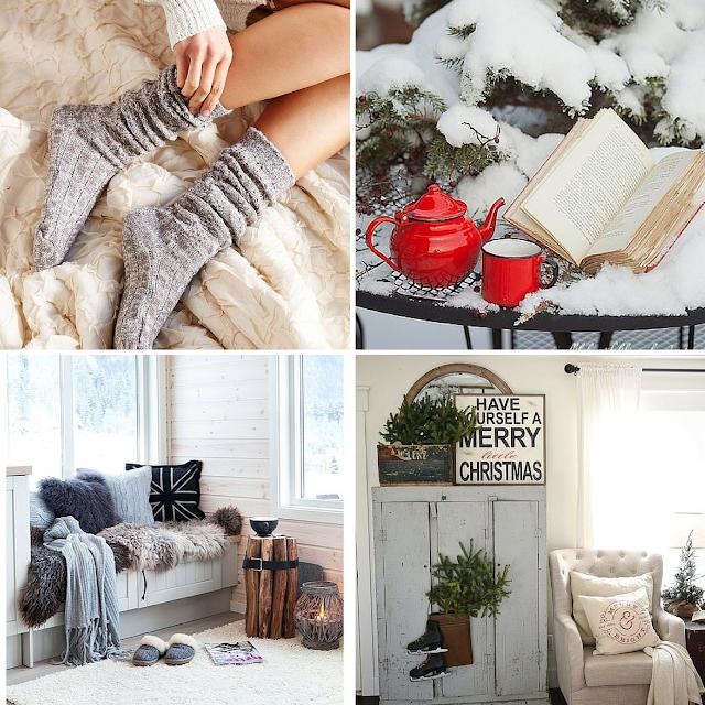 Coisas de Inverno; Winter Stuff