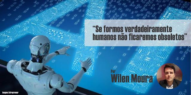 Humanos Obsoletos? Inteligência Artificial e os seus limites para a sociedade