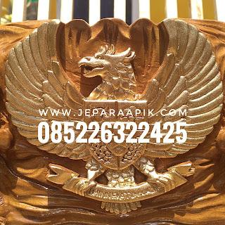papan nama logo garuda