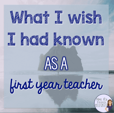 How to get through the first year of teaching - tips from a veteran teacher