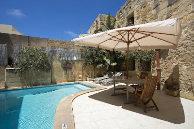 Gozo Farmhouse External
