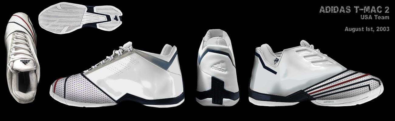 35983af369f6 LA ZAPATIPEDIA  Adidas T-Mac 2