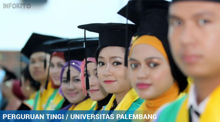 perguruan tinggi sumatera selatan universitas terbaik di palembang