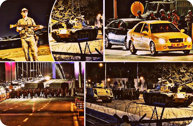 Militer Turki Kudeta di Ankara, Presiden Recep Tayyip Erdogan Selamat