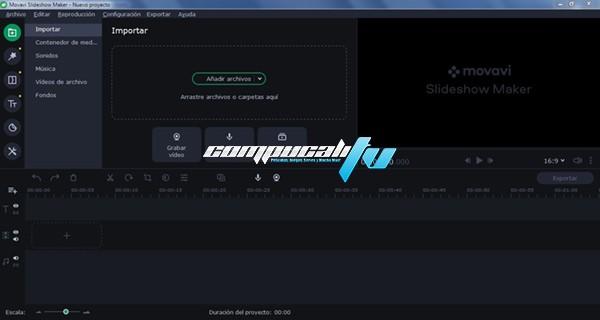 Movavi Slideshow Maker Versión Full Español