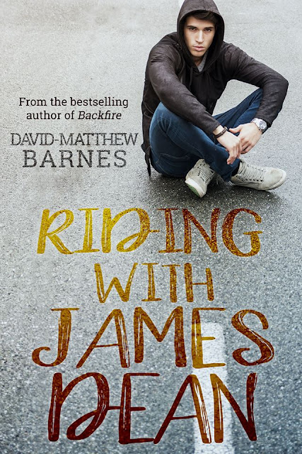 Riding with James Dean by David-Matthew Barnes