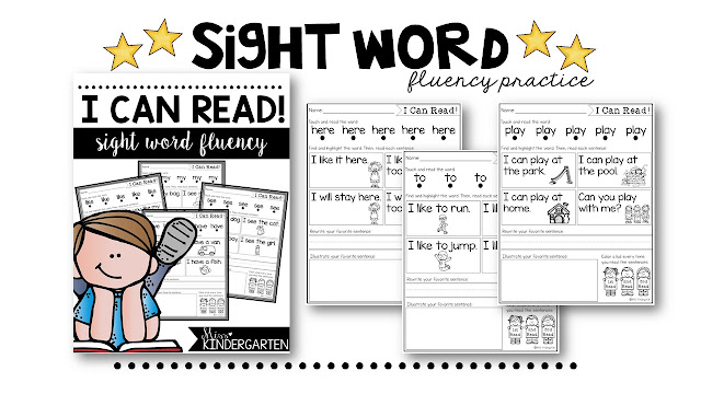 https://www.teacherspayteachers.com/Product/I-Can-Read-sight-word-intervention-fluency-1732385