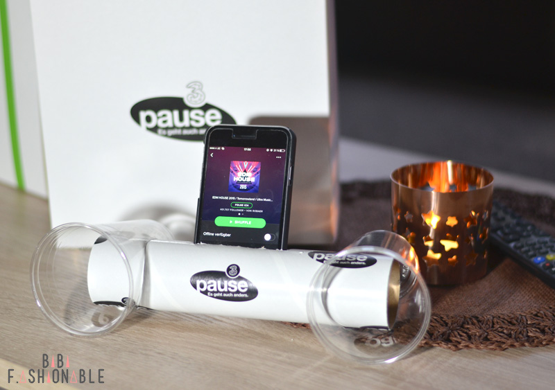 3 #BloggerPause DIY Lautsprecher