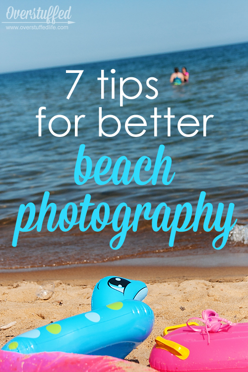 How to take better photos at the beach | 7 ways to improve your beach photography