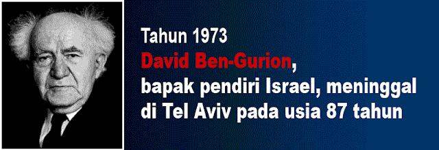 Foto David Ben-Gurion