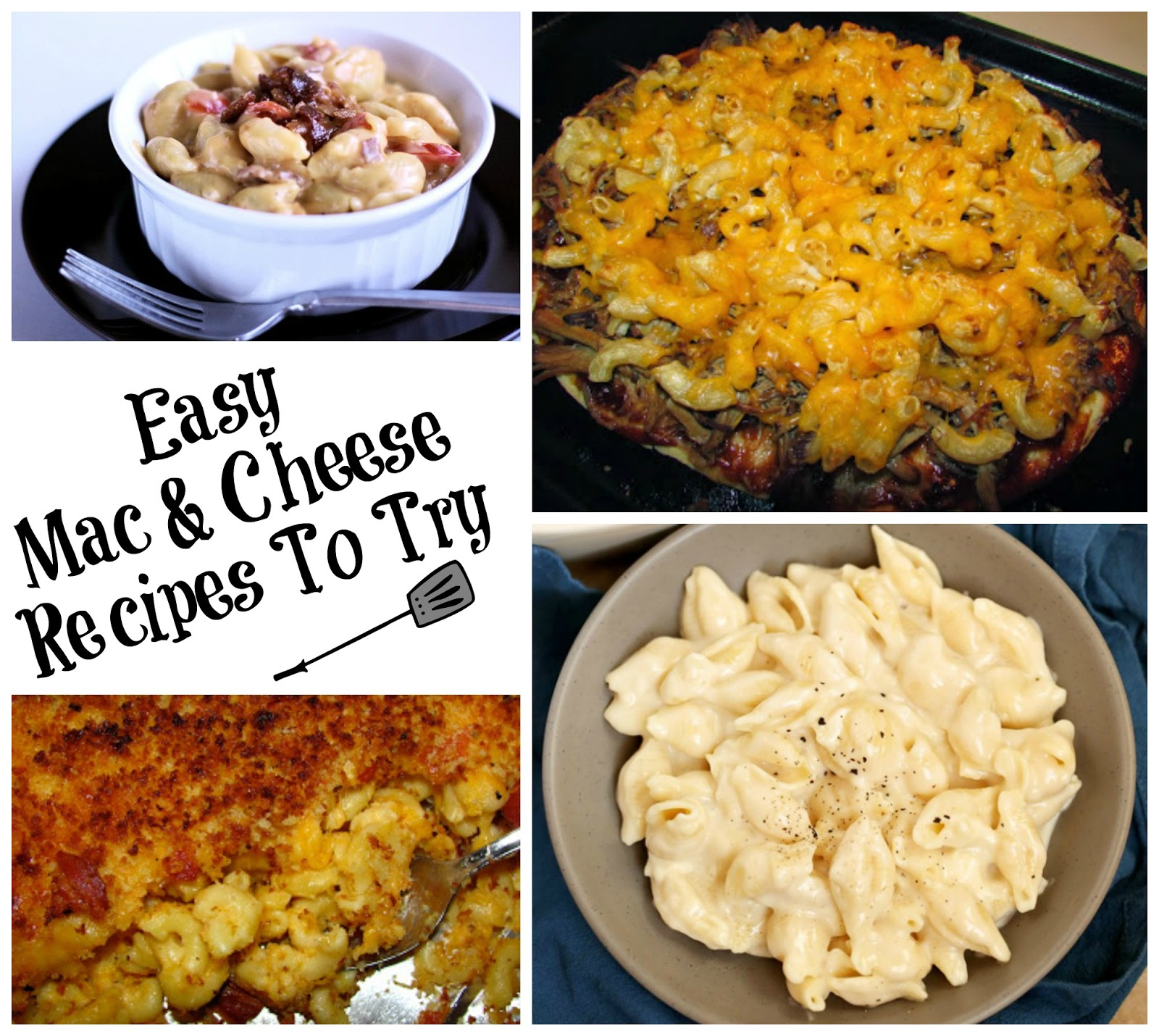 For The Love Of Food: Mac And Cheese Recipes You Have To Try