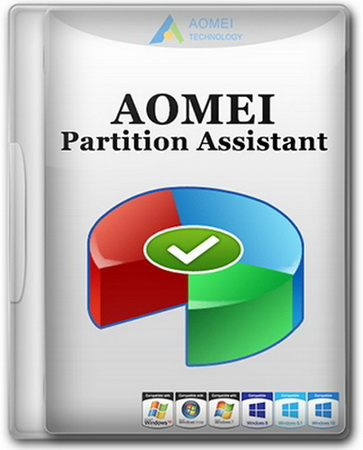 [Soft] AOMEI Partition Assistant 8.0 Full Version