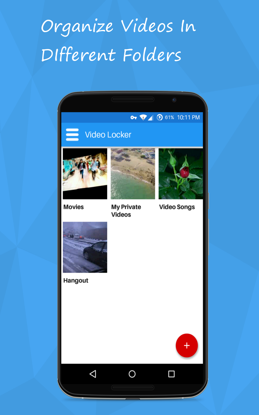 Hide Video in Android Video Locker For Android Best App to